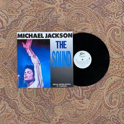 Funk/Soul 1 disque Maxi 45 promo - Mickael Jackson  EX; EX