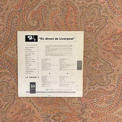 POP ROCK 1 disque 33T - Le Goupe 5  Pressage français  VG+; VG+