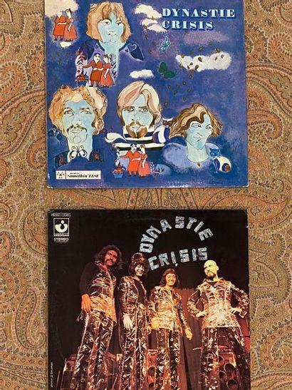 FRANCAIS 2 disques 33 T - Prog/Rock français  VG à VG+ (écriture au dos); VG+ à ...