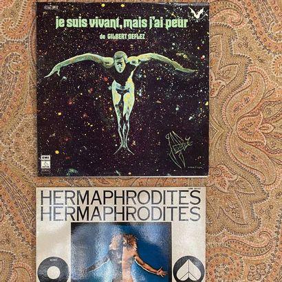 FRANCAIS 2 disques 33 T - Prog/Rock français  VG+ à EX; VG+ à EX