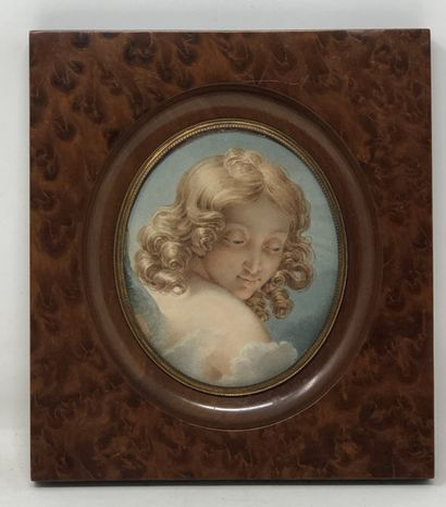 D'après Anne-Louis GIRODET (1767 - 1824)...