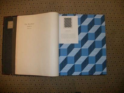 Album d'échantillons de papiers peints, Etats-Unis,...