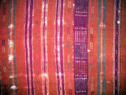 Manteau berbère, Maroc, Atlas, façonné de...