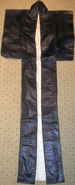 Vêtement rituel Miao, Chine, Guizhou, toile...