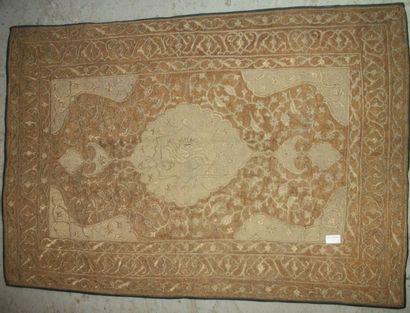 Panneau, Turquie, fin XIXème siècle, velours...