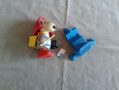 SNOOPY - Snoopy pompier