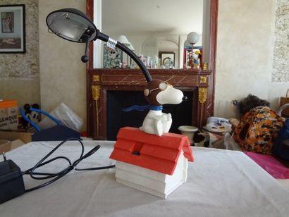 SNOOPY - Lampe Niche Snoopy