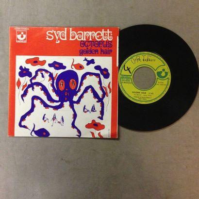 1 disque 45 T de Syd Barrett : 45 T Syd Barrett...