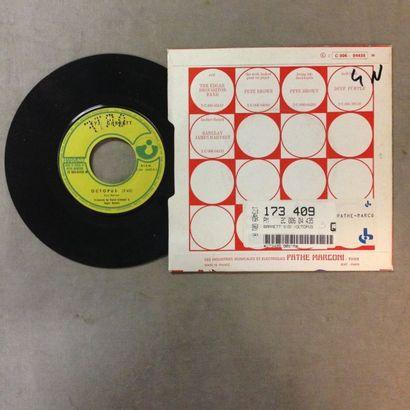 1 disque 45 T de Syd Barrett : 45 T Syd Barrett – Octopus / Golden hair HARVEST  Set...