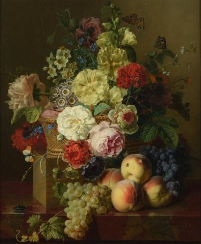 DAEL Jan Frans Van (Anvers 1761 – Paris 1840)...