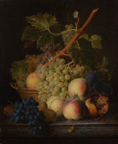 Attribué à DAEL Jan Franz van (1761 - 1840)...
