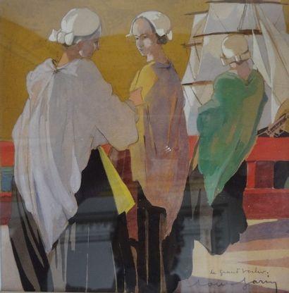 Louis GARIN (1888-1959)