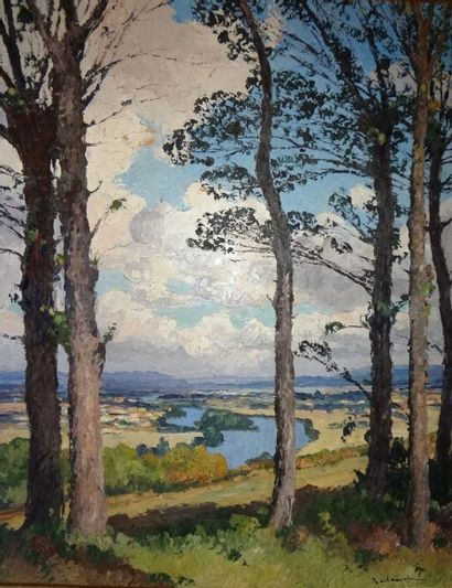 Gaston BALANDE (1880-1971)