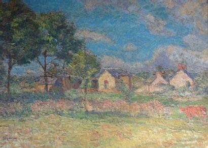 HAMON (Ecole du XXe siècle)