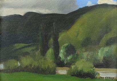 Pierre JOUFFROY (1912-2000)