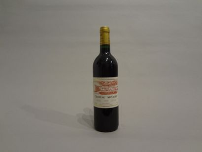 12 Bouteilles - Château Arnauld, 2000, Cru Bourgeois supérieur de Haut Médoc (5...