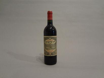 10 Bouteilles - Château Duluc, 1998, 2d vin...