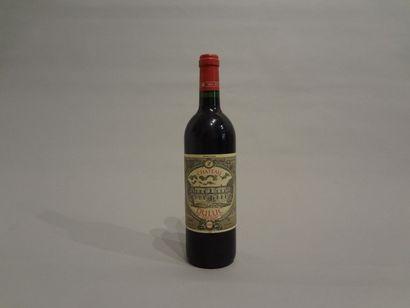 10 Bouteilles - Château Duluc, 1998, 2d vin de Branaire Ducru, Saint Julien