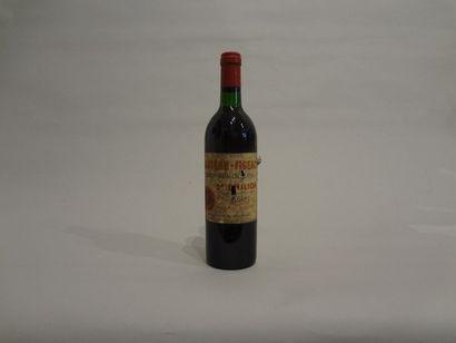 3 Bouteilles - Château Figeac, 1987, 1er GCC B de Saint Emilion (3 étiquettes en...
