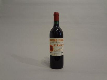 12 Bouteilles - Château Figeac, 1993, 1er GCC B de Saint Emilion (12 étiquettes...
