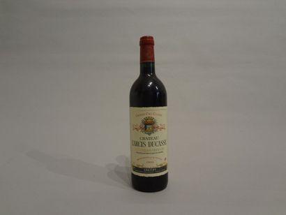 5 Bouteilles - Château Larcis Ducasse, 1996,...