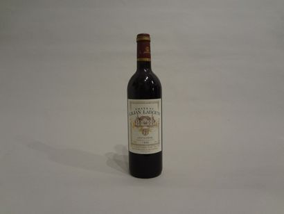 12 Bouteilles - Château Lilian Ladouys, 1996, Saint Estèphe (5 étiquettes en mauvais...