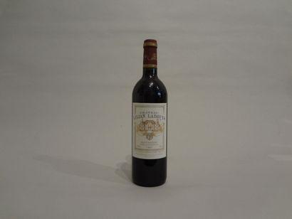 10 Bouteilles - Château Lilian Ladouys, 1997, Saint Estèphe (2 étiquettes en mauvais...