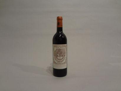 3 Bouteilles - Château Longueville Baron, 1994, GCC de Pauillac (1 étiquette en...