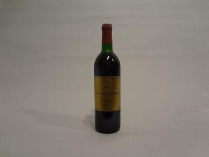 3 Bouteilles - Château Notton, 1993, 2d vin...