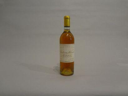 1 Bouteille - Château Broustet, 1978, 2e...