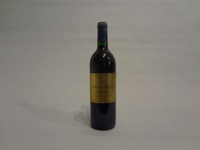 2 Bouteilles - Château Notton, 1994, 2d vin...