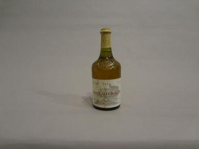5 Bouteilles - Château-Chalon, 1994, Dom. Courbet Jean Marie, Vin Jaune (5 étiquettes...