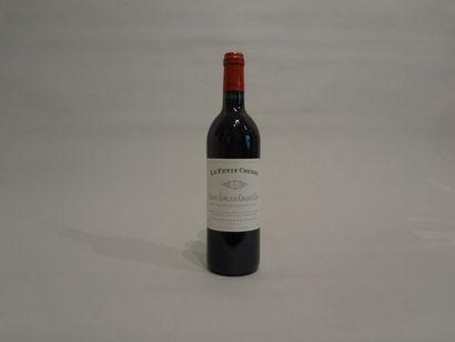 12 Bouteilles - Le Petit Cheval, 1994, 2d vin Cheval Blanc, Saint Emilion