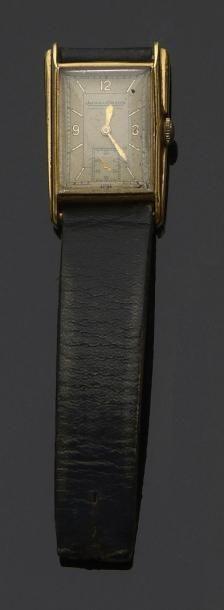 JAEGER LE COULTRE. Montre-bracelet d'homme,...