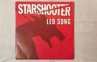 PUNK Lot de 17 disques 45 T Punk Français comprenant : Starshooter – Get back (PATHE...