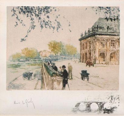 Henri LE RICHE (1868-1944)