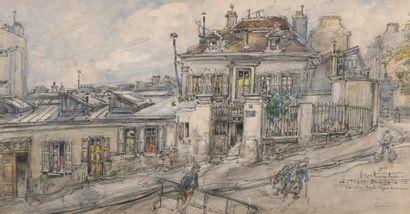 Georges TIRET-BONIET ( 1855-1935)