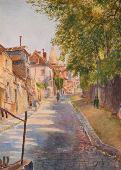 JORDA (XXe siècle)