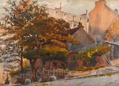 Louis CHERVIN (1905-1969)