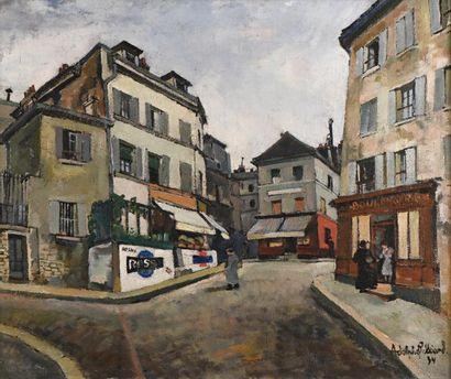 Adolph BELLIARD (XXe siècle)