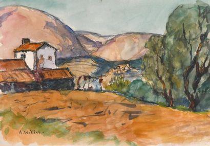 André WILDER (1871-1965)