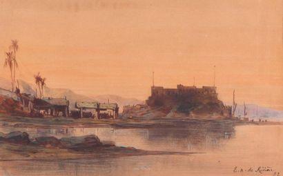 E. N. De RIVIERE (XIXe siècle)
