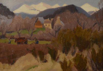 Jules ZINGG (1882-1942)