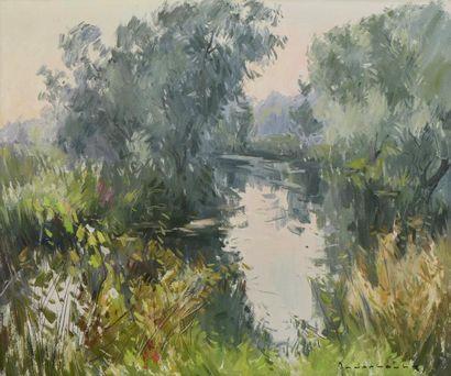 Paul Jean ANDERBOURG (1909-2006)