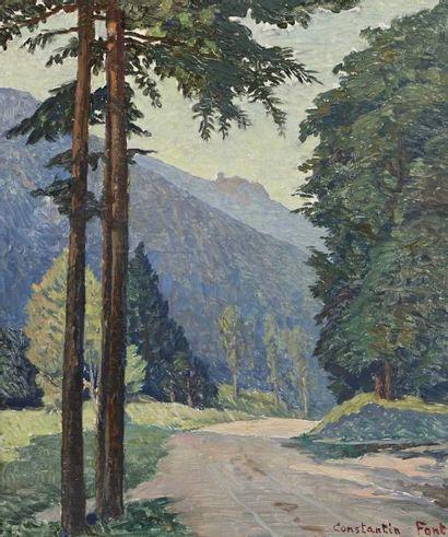 FONT Constantin (1890-1954)
