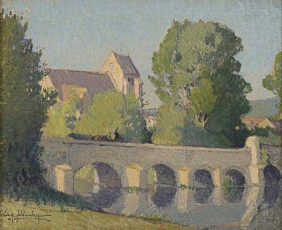 SCHLUMBERGER Eugène Jacques (1879-1960)