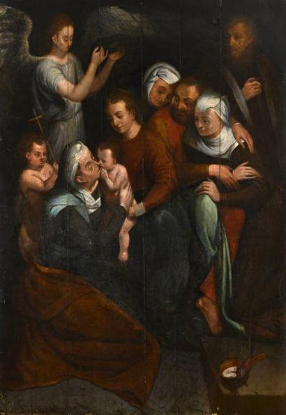 Atelier de FLORIS Frans (Anvers 1516 - 1570)...