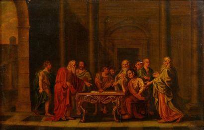 Suite de COYPEL Noel (1628–1707)