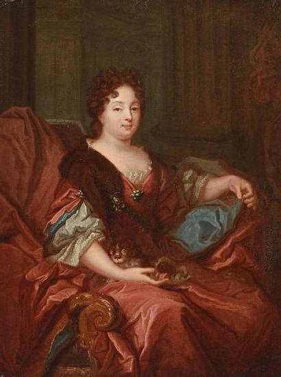 D'après LARGILLIERE Nicolas de (1656 – 1746)...
