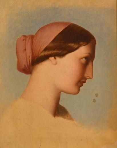 AMAURY-DUVAL Eugène-Emmanuel (Montrouge 1808-Paris...